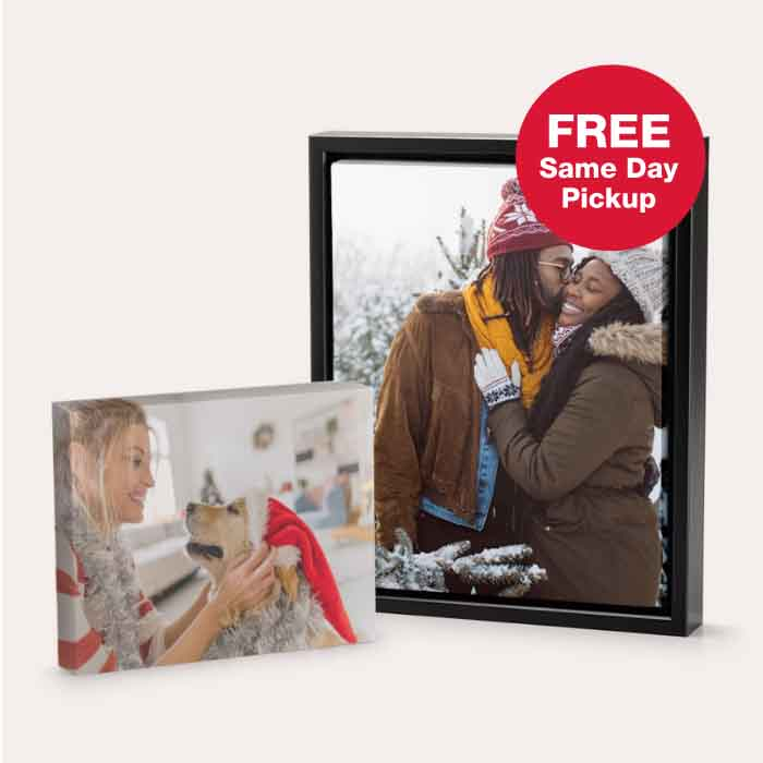 FREE Same Day Pickup. 60% off Canvas Prints