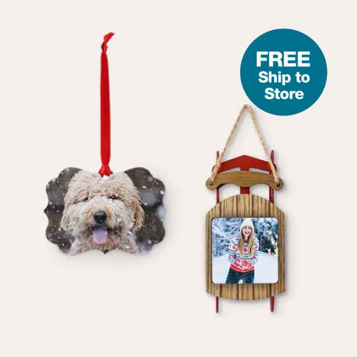 FREE Ship to Store. 50% off Ornaments