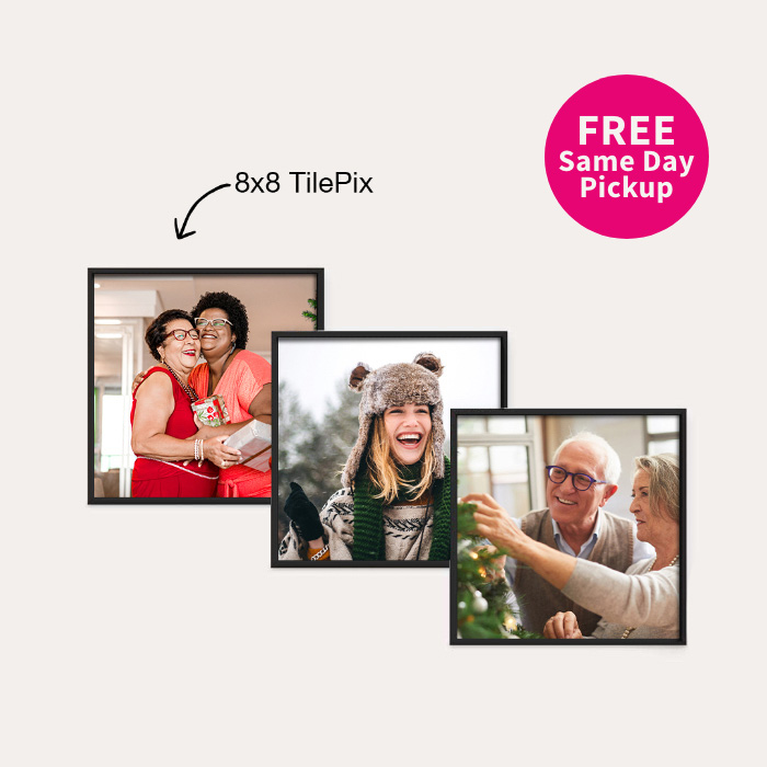 FREE Same Day Pickup. 8x8 TilePix. 40% off TilePix