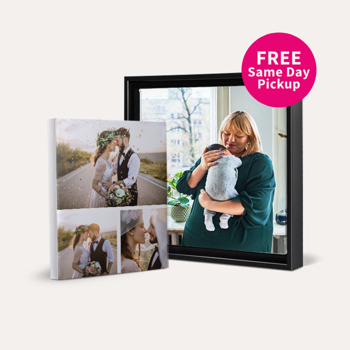 FREE Same Day Pickup. 60% off Canvas Prints.