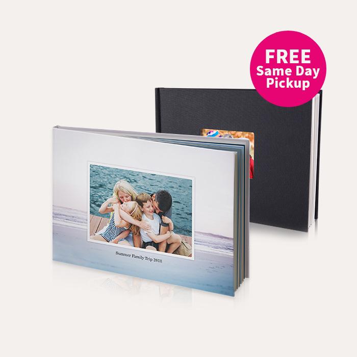 I'm new! FREE Same Day Pickup. 50% off Photo Books