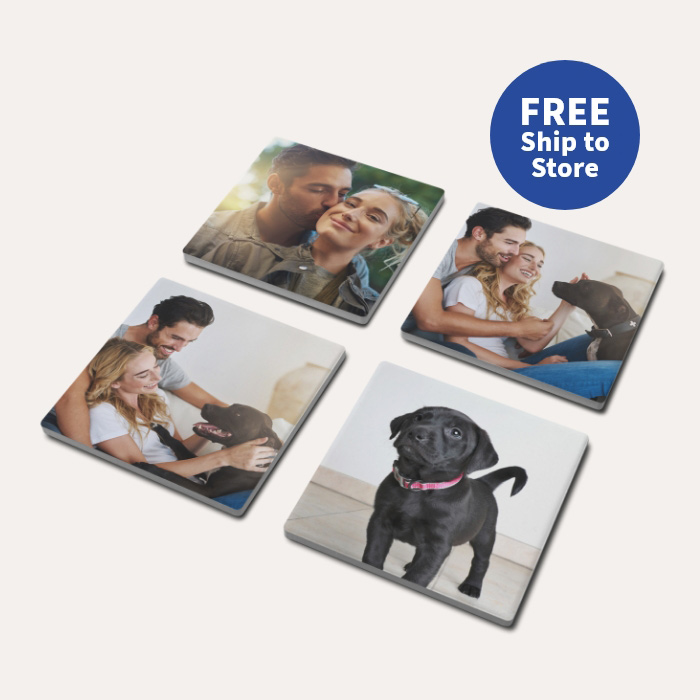 FREE Ship to Store. 50% off Stone Coasters.