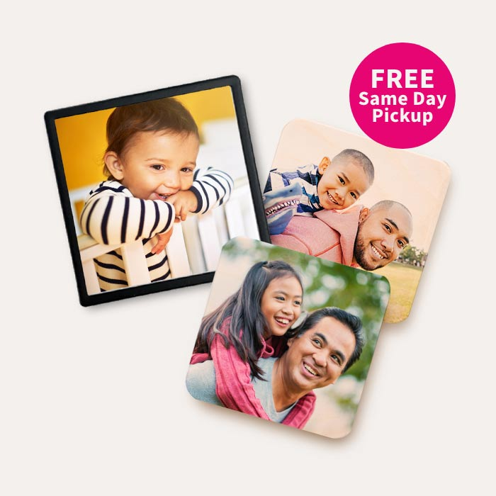 FREE Same Day Pickup. 30% off Photo Gifts.