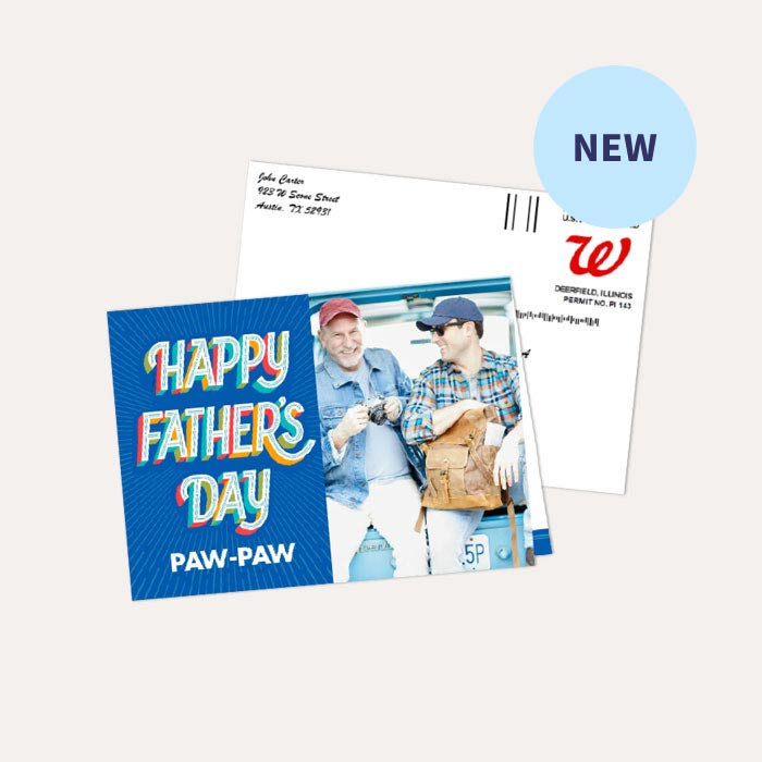 NEW. 60% off Hallmark Personalized Cards.