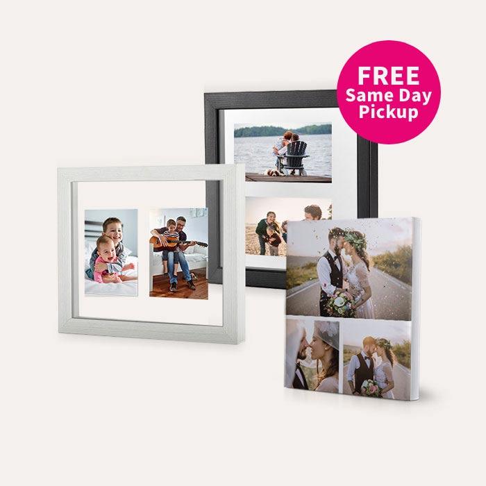 FREE Same Day Pickup. 70% off Same Day Canvas & Floating Frames.