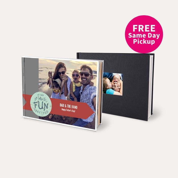 FREE Same Day Pickup. 50% off Photo Books.
