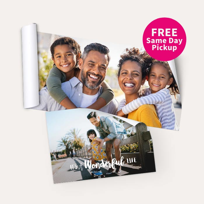 FREE Same Day Pickup. 50% off Posters & Enlargements.