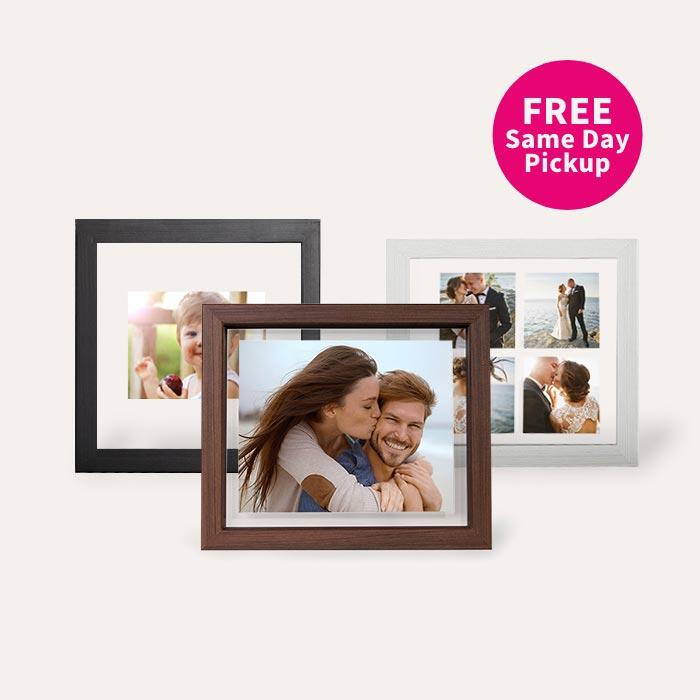FREE Same Day Pickup. 40% off Same Day Custom Floating Frames