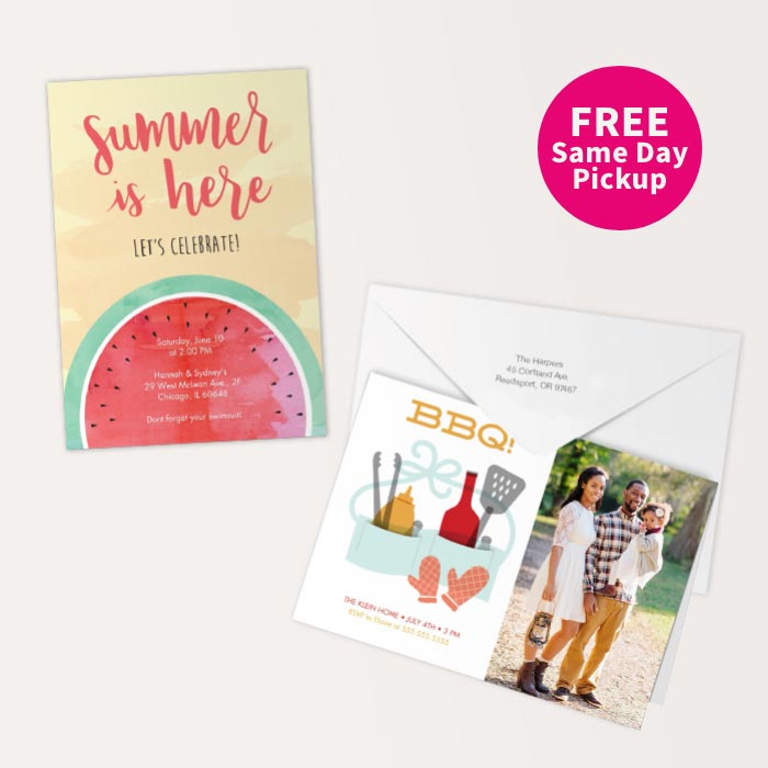 FREE Same Day Pickup. 50% off Cards & Premium Stationery