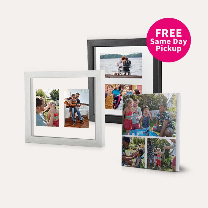 FREE Same Day Pickup. 60% off Canvas & Floating Frames