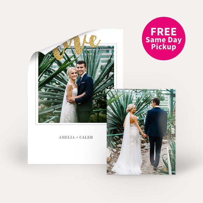 FREE Same Day Pickup. 50% off Enlargements & Posters