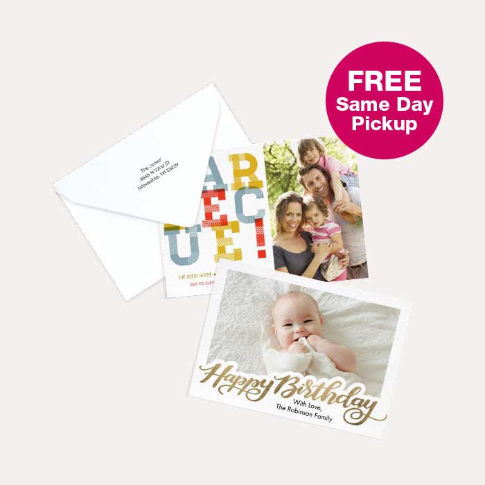 Up to $25 off all Cards & Premium Stationery