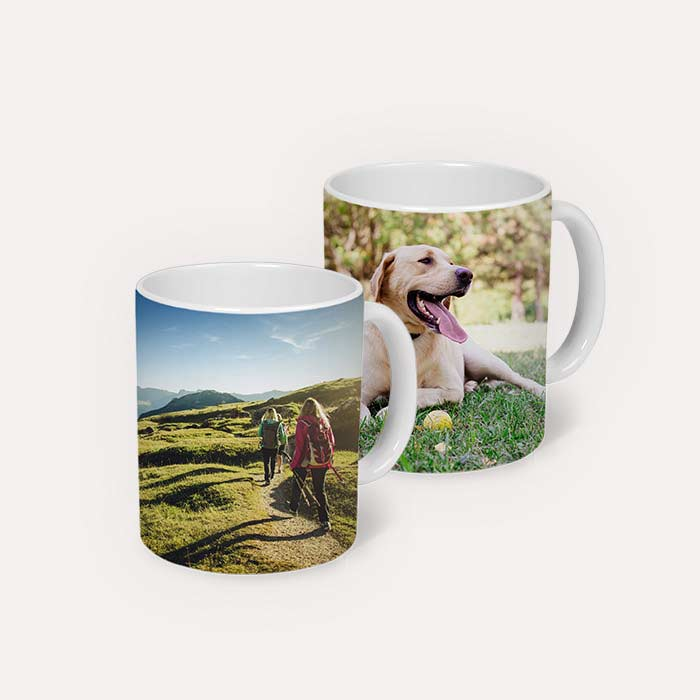 $4 11oz Photo Mugs