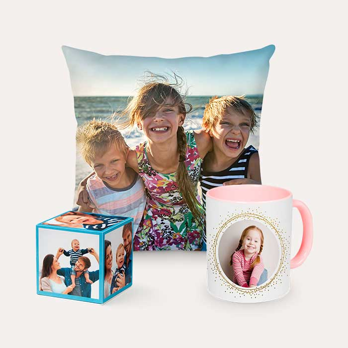 Up to 50% off Photo Gifts