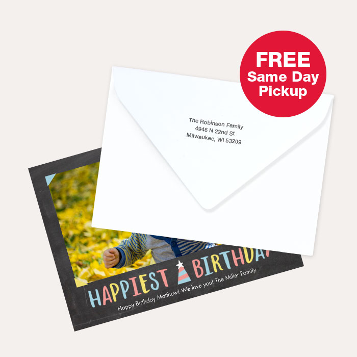 Free Return Address Printing