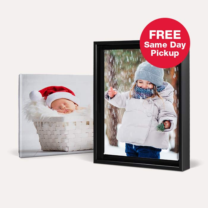 40% off Canvas Prints
