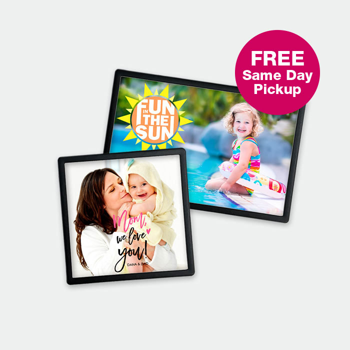 Buy 1, Get 2 FREE Framed Magnets