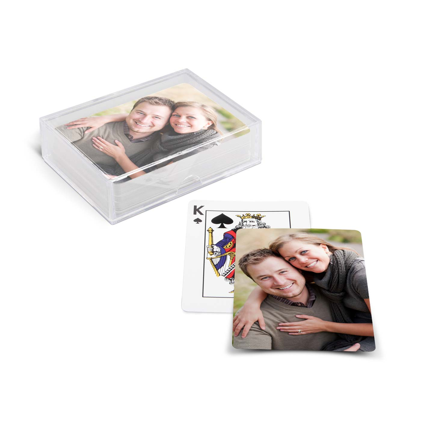 Photo playing cards create custom playing cards walgreens photo playing cards kristyandbryce Gallery