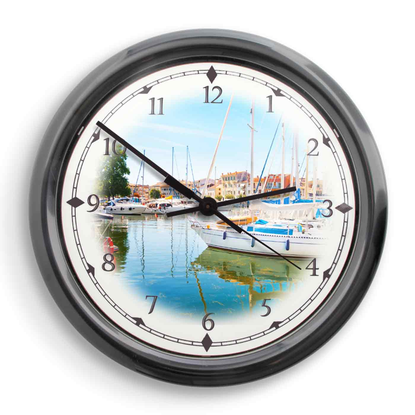 Photo wall clocks create custom wall clocks walgreens photo wall clock jeuxipadfo Images