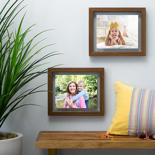 Custom Floating Frame | Walgreens Photo | Walgreens Photo