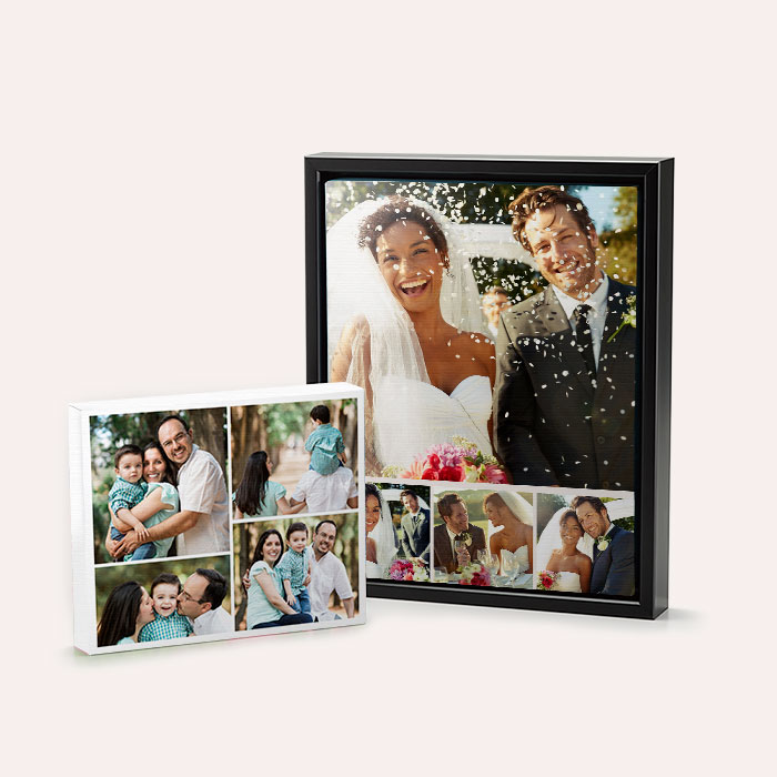 Collage Canvas Prints Create Custom