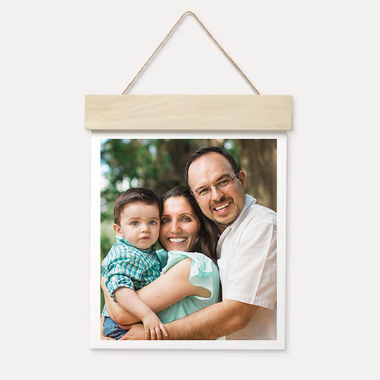 "Walgreens 11""x14"" Wood Hanger Board Print"