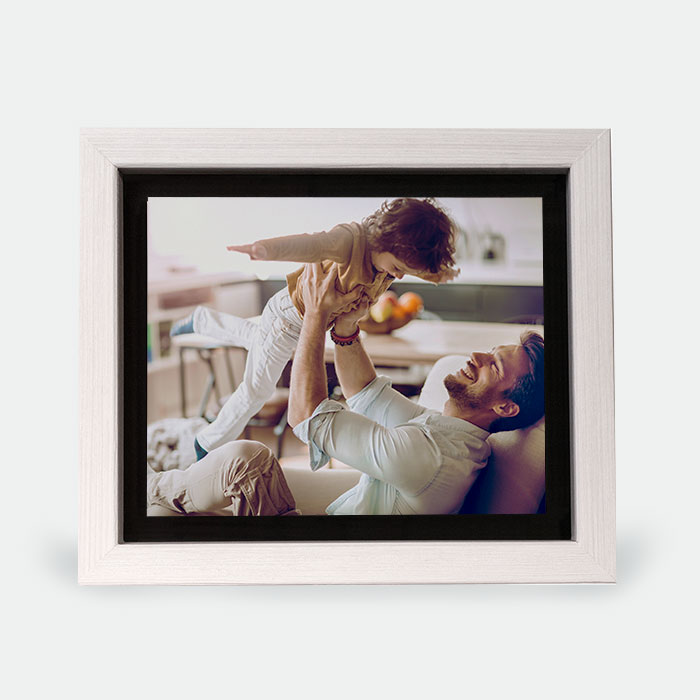"Walgreens 8""x10"" Custom Floating Frame"