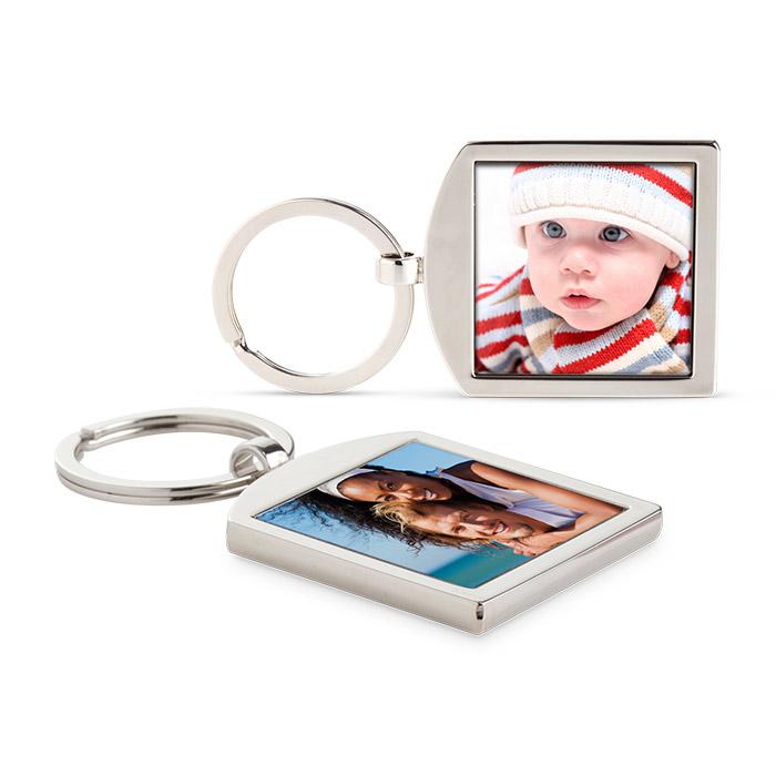 two sided photo keychain create a custom keychain walgreens photo