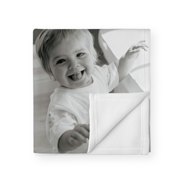 Fleece 50x60 Photo Blanket
